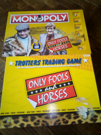 Only Fools and Horses Board Games