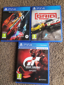 PS4 & PS5 CAR GAMES Read Description