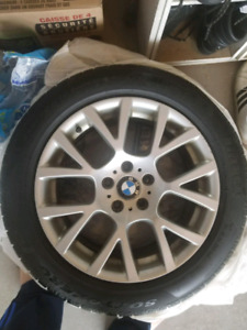 Bmw winter package 245/50/18