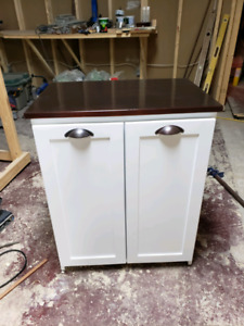 Custom cabinets and woodworking