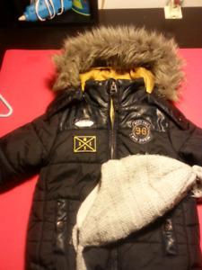 Manteau d'hiver MEXX garçons