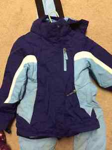 Size 5 girls snow suit