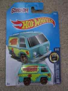 Hot Wheels - Scooby Doo The Mystery Machine