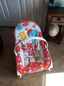 Fisher Price Baby Vibrating Chair