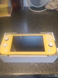 Nintendo Switch Lite Faulty Won't Charge