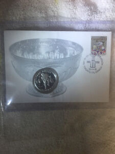 Stanley Cup Silver 100 year commemorative coin