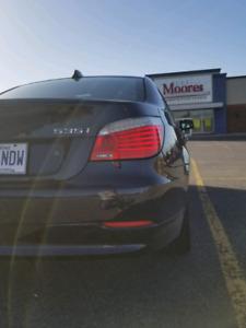 2009 BMW 535i xDrive SPORT Comfort access Manuel 6 VITESSES