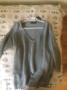 WHITEFOX brand new sweater, tags still on