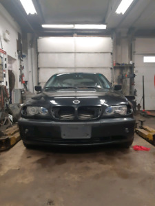 PARTING OUT 2004 BMW 325i