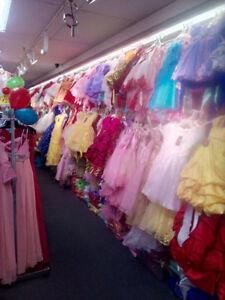 Kids/Lady Party Dresses