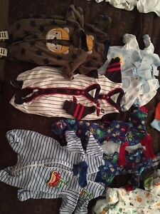 Matching boys preemie clothes / twin clothes