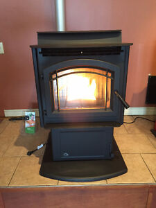 Heatilator PS 50 Pellet Stove