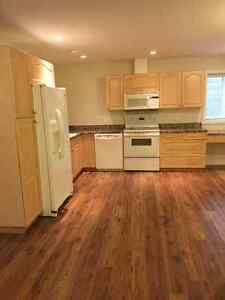 One bedroom suite in Salmon Arm, close to rec centre.