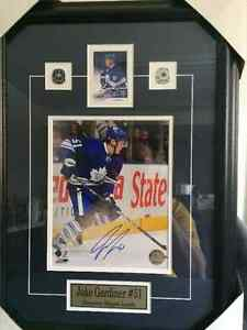 Framed Signed Jake Gardiner Picture Still in Packaging London Ontario image 2