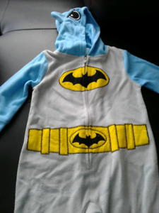 12 - 18 month old Batman Romper