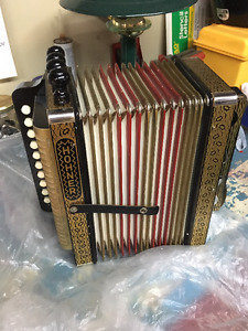 accordeon HOHNER