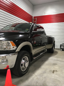 2010 Dodge Power Ram 3500 Laramie Pickup Truck YES 67000 KM
