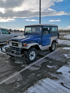 1984 BJ42 Toyota Land cruiser