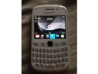 Blackberry curve 9320 white