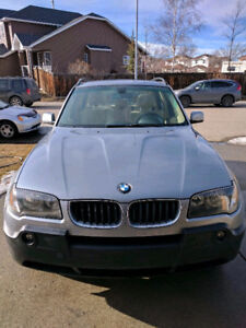 FIXED PRICE: 2005 BMW X3 2.5l Sports Utility SUV, Crossover