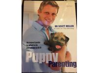 Puppy parenting book