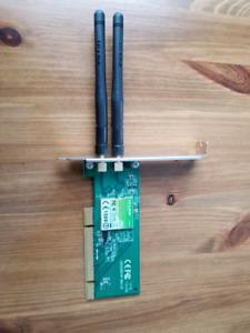 Carte réseau sans fil PCI - TP-LINK