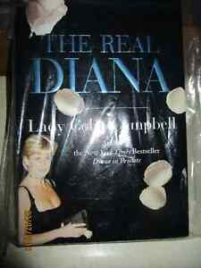 Princess Diana book Kingston Kingston Area image 1