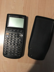 Texas Instrument TI 86 Graphing Calculator