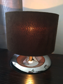 Touch lamp in excellent condition..