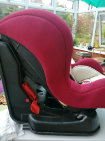 Mother care universal car seat