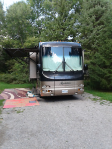 36 foot beautiful motor home for sale