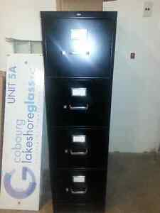 Hon 4 Drawer Filing Cabinet Located in Cobourg