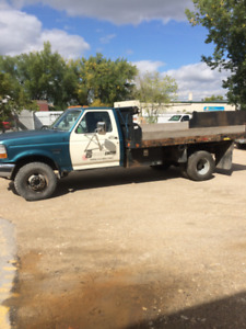 1997 Ford F-450 Dump **MUST GO**
