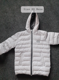 Mens XS Nicce Winter Jacket
