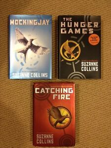 THE HUNGER GAMES- $20.00