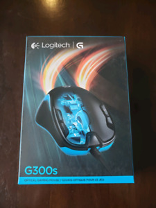 Logitech G300s Gaming Mouse, games and Accessories