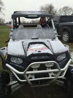 2012 RZR 900 totally done up only 871 on it