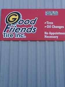 Tire and Lube services