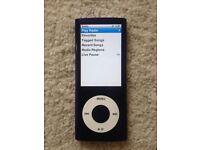 Apple iPod nano 8gb 4th generation purple good condition