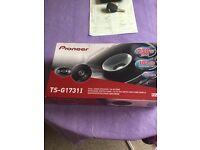 Pioneer 230watt max speakers