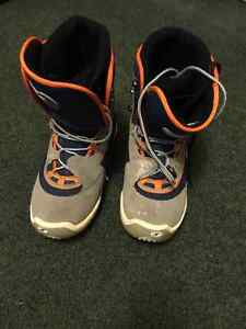 Snow Board Boots - Division 23 Size 13 - Good condition.