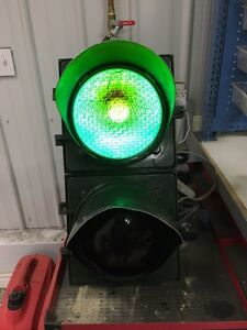 Stop &I Go Light Great For Mancave Strathcona County Edmonton Area image 2