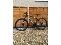 Cannondale trial7 mountain bike