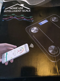 Intelligent Bluetooth home scale