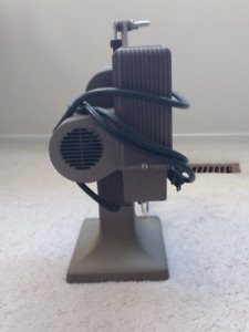 Vintage kodascope eight model film projector.