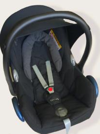 MAXI-COSI CabrioFix Baby Car Seat 0+ Black