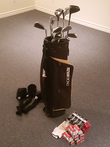 Set of Golf Clubs and more