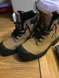 Steel Toed Boots (Used)