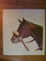 LIMITED EDITION - Thoroughbred - Wpg artist