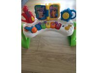Vtech move and groove music station piano toy